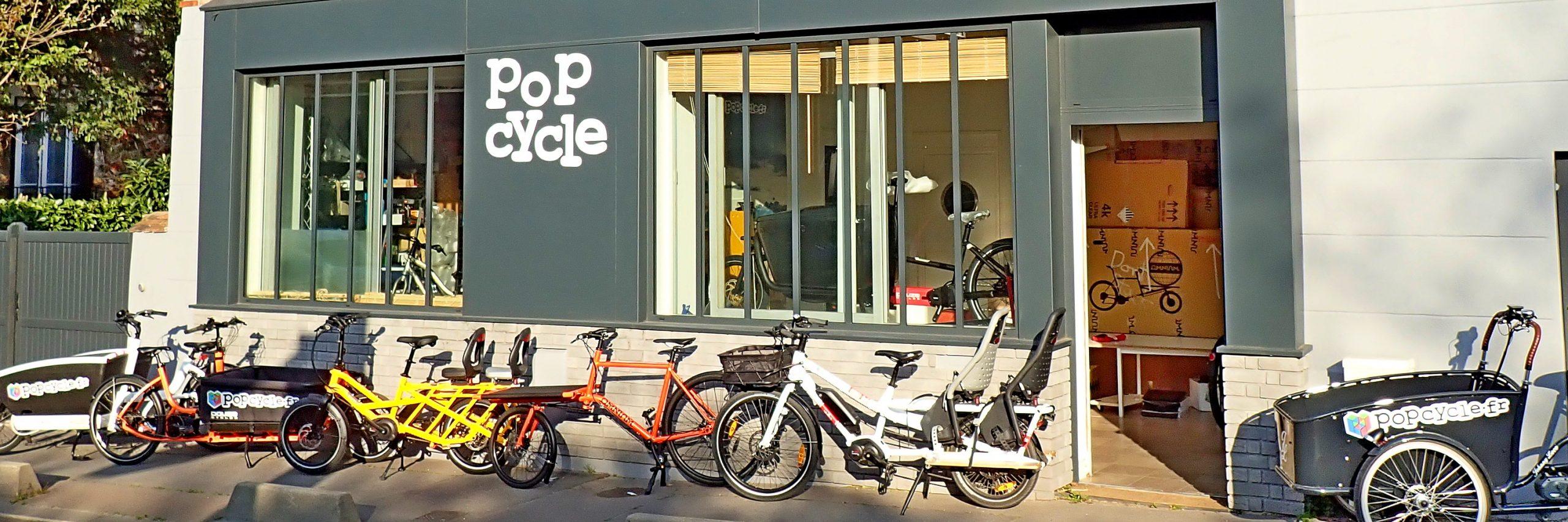 Popcycle atelier de Suresnes